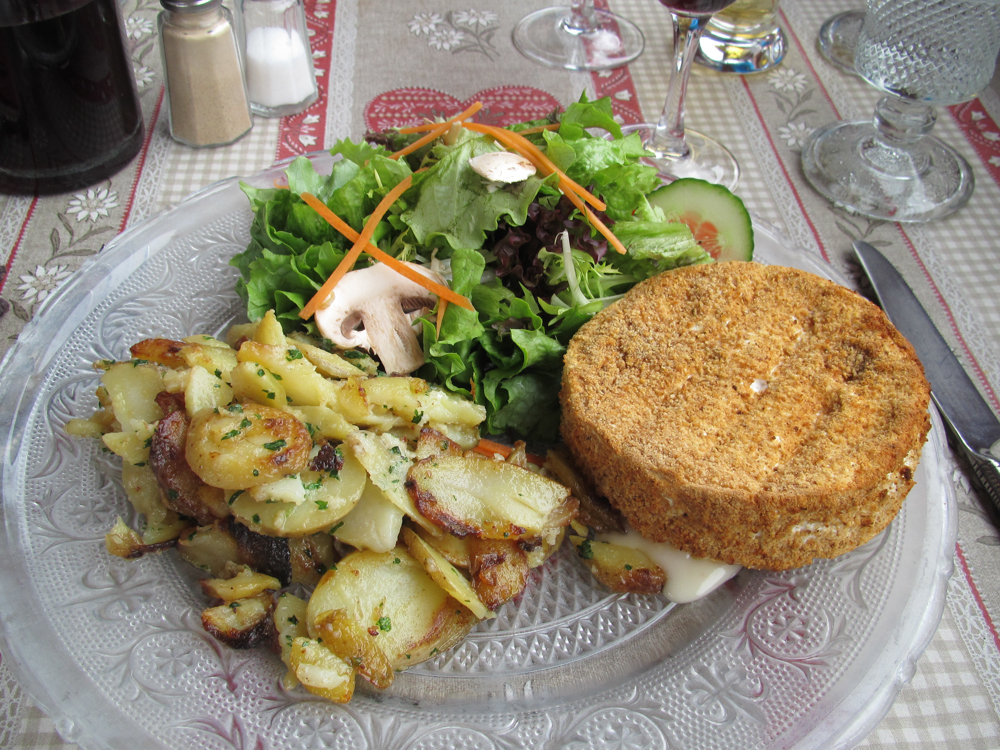 French Alps Food Recipes